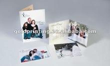 2012 Folded Leaflet Flyer /Brochure Printing Service