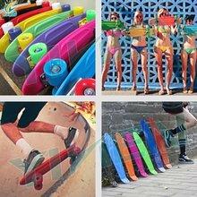 Land street penny skateboard
