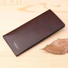 Name brand cheap purse,business versatile men long wallet