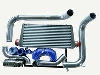 Aluminum Intercooler For SUBARU IMPREZA GDA GDB GDF WRX STI 2001 02 03 04 05 06
