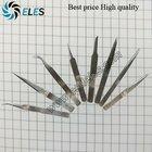 VETUS ESD antistatic conductive replacement stainless steel or plastic tweezers