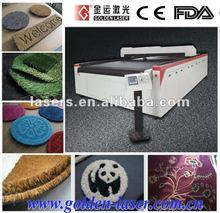 CNC Laser Cutter Artificial Grass/Carpet Mats