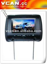 princo dvd car 7 inch headrest Digital Screen Panel //VCAN0324-5