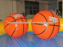 cheap basketball inflatbale helium ballon