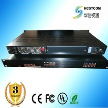 Digital TV Broadcasting Equipment over Fiber Optic