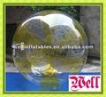 Transparente/colorido bola inflável/bolas infláveis da água fotos