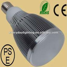 12w high brightness LED bulb light E27with CE, ROHS, PSE