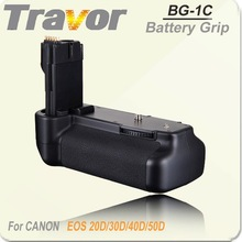 Excellent BG-1C Battery Pack for CANON EOS 20D/30D/40D/50D Camera