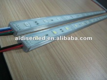 5050 led bar for building(waterproof,7.2W)