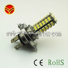 auto easy installation 82pcs led smd 5050 12v car headlamps h4