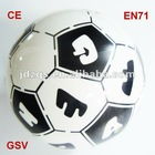 Full color printing non-toxic pvc ball/inflatable toy