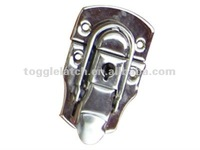 different luggage steel clasp/ small lock for case