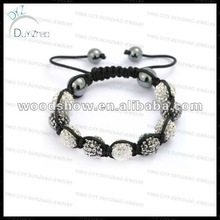 Fashion tresor paris color shamballa bracelet