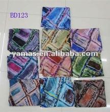 nuevos estilos de la moda mantón bufanda