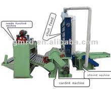 GM-2600 Down - Stroke Needle Punch Felt Production Line