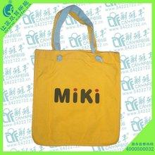 Fashion handbag,shenzhen canvas tote bag,100%cotton