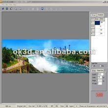 Hot 3D program for designing 3D Dot lenticular software for 3d prints/ps design software
