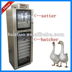 2012 CE approved newest transparant door incubator YZ8