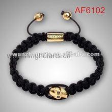 2012 lastest gold skull 2012 jewelry wax fashion jewlery