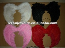 tennis mini costume feather angel wings LZCXC0737