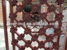 Wrought iron art supplier