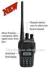 baofeng new dual band handheld ham radio range trunking radio uv b5 2 meter radio