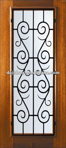 simples porte en fer forg grille design ext rieur dj s5200mw 6 portes id du produit 680871808. Black Bedroom Furniture Sets. Home Design Ideas