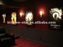 Movie Poster Lightbox Case display frame