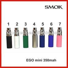 2012 most Popular Pocket-type e-cig Kits Smoktech Mini Ego Kit