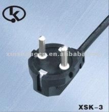 Korea KS ac power cord KETI approved