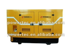 Power super silent generator, power generater with free based fuel tank