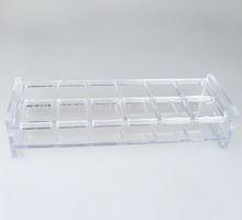 Crystal like Clear Acrylic Wine Holder Acrylic Wine Display Bottle Holder