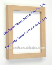 Square design import picture frames from China