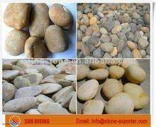 pebble rocks
