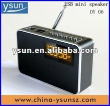 2012 latest mini portable speaker