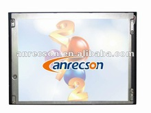 10 inch lcd monitor with frameless metal case for industrial use