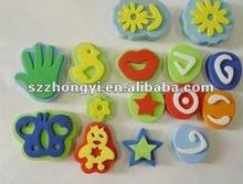 children stamps/toy cartoon stamp/custom stamp