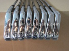 Complete Forged Iron Golf Set Premium Forged Models (3,4,5,6,7,8,9,PW) Right Hand Regular Flex Carbon Steel Shaft with Headcover
