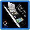 Professional design , A grade south korea transparence skin saver for iphone4/4s