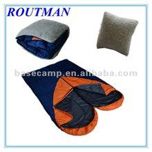 Padded Multifunctional Sleeping Bag+Cushion+Quilt
