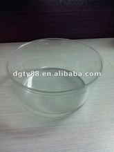 PC vacuum forming transparent lunch box/ bento box