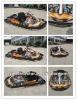 4*4 quad kart Sport Racing Go Karts with safety bumper SX-G1101
