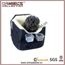branded cozy cardboard pet house carrier