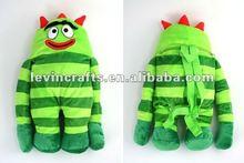 fashional yo gabba gabba backpack