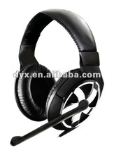 2012 Latest computer headphone with Microphone
