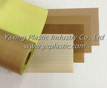 Fibra de vidro de PTFE tecido adesivo