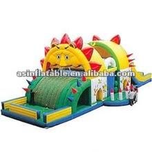 top hot-selling mini inflatable fun city
