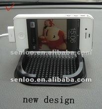 New car accessory interior Car Dashboard Magic Sticky Pad Mat Anti Non Slip Mobile phone holer