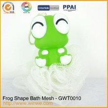 PVC Frog Mesh Sponge