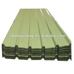 zinc aluminum roofing for roofing material